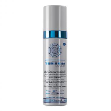 Осветляющий крем с защитой от солнца - Tebiskin UV-LC, 50 мл