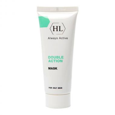 Сокращающая маска - Holy Land DOUBLE ACTION Mask, 70 мл