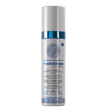 Фотозащитное средство для жирной и проблемной кожи - Tebiskin UV-Osk Cream SPF 30, 50 мл