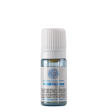 Отшелушивающий гель с гликолевой кислотой и витамином С - Tebiskin Gly-C, 4*5 мл