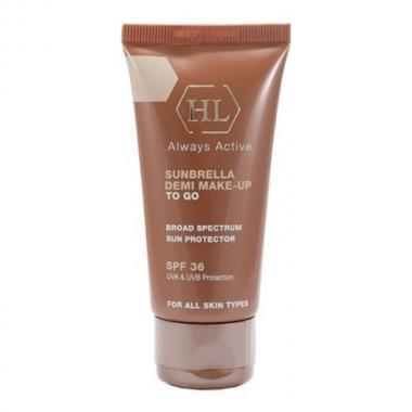Солнцезащитный крем с тоном - Holy Land SUNBRELLA SPF30 Demi Make-Up, 50 мл