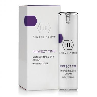 Укрепляющий крем для век - Holy Land PERFECT TIME Anti Wrinkle Eye Cream, 15 мл