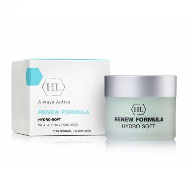 Увлажняющий крем - Holy Land RENEW Formula Hydro-Soft, 50 мл