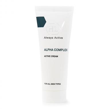 Активный крем - Holy Land ALPHA COMPLEX Active Cream, 70 мл