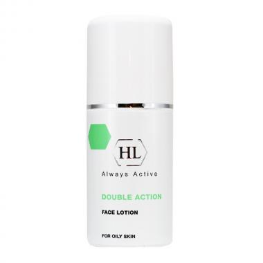 Лосьон для лица - Holy Land DOUBLE ACTION Face Lotion, 250 мл