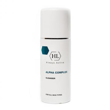 Очиститель - Holy Land ALPHA COMPLEX Cleanser, 250 мл