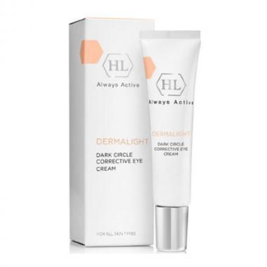 Осветляющий крем для глаз - Holy Land DERMALIGHT Dark Circle Corrective Eye Cream, 15 мл
