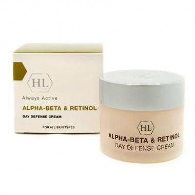 Дневной защитный крем - Holy Land ALPHA-BETA Day Defense Cream, 50 мл