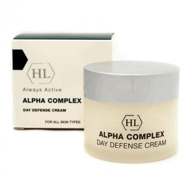 Дневной защитный крем - Holy Land ALPHA COMPLEX Day Defense Cream, 50 мл