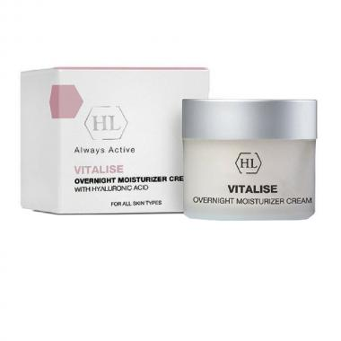 Ночной крем - Holy Land VITALISE Overnight Moisturizer Cream, 50 мл
