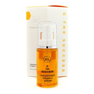 Милликапсулы - Holy Land C the SUCCESS Concentrated Vitamin C Serum, 30 мл