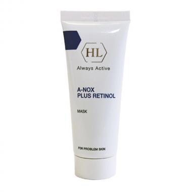 Противовоспалительная маска - Holy Land A-NOX plus RETINOL Mask, 70 мл