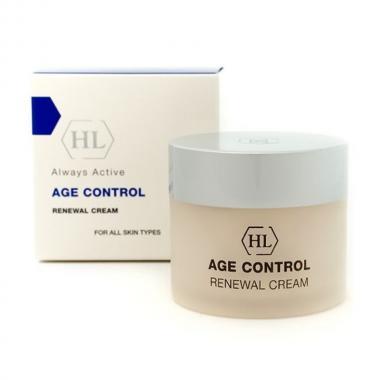 Обновляющий крем - Holy Land AGE CONTROL Renewal Cream, 50 мл