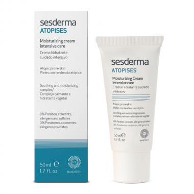 Крем увлажняющий - Sesderma ATOPISES Moisturizing Cream, 50 мл