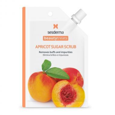 Маска-скраб для лица - Sesderma BEAUTYTREATS Apricot Sugar Scrub Mask, 1 шт