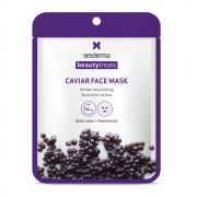 Маска питательная для лица - Sesderma BEAUTYTREATS Black Caviar Face Mask, 1 шт
