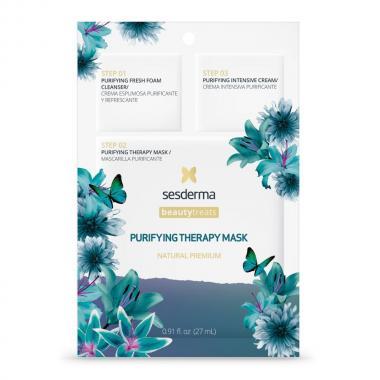 Маска очищающая для лица - Sesderma BEAUTYTREATS Purifying Therapy Mask, 1 шт