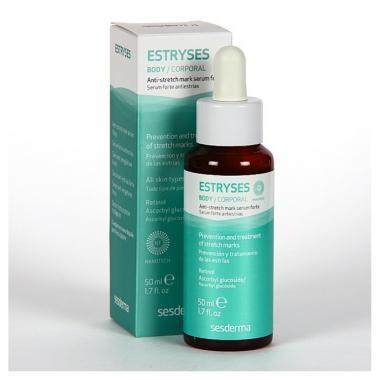 Сыворотка против растяжек форте - Sesderma ESTRYSES BODY Anti-Stretch Mark Serum Forte, 50 мл