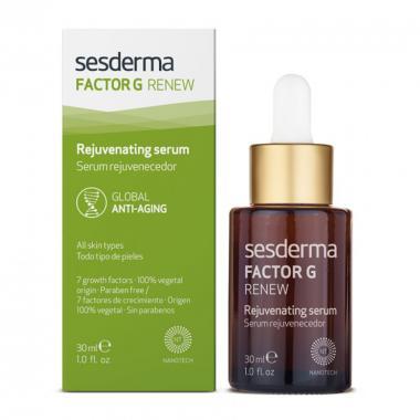 Сыворотка омолаживающая - Sesderma FACTOR G RENEW Rejuvenating Serum, 30 мл