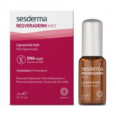 Спрей-мист антиоксидантный липосомальный - Sesderma RESVERADERM MIST Liposomal Mist, 20 мл
