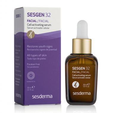 Сыворотка «Клеточный активатор» - Sesderma SESGEN 32 Cell Activating Serum, 30 мл