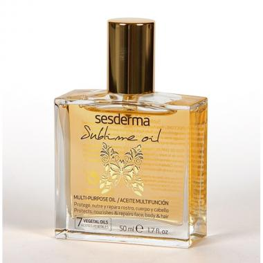 Масло для лица - Sesderma SUBLIME OIL Multi-Purpose Oil, 50 мл